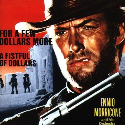 Ennio Morricone - Für ein paar Dollar mehr (Per qualche dollaro in più/For A Few Dollars More) - Preis vom 08.05.2021 04:52:27 h