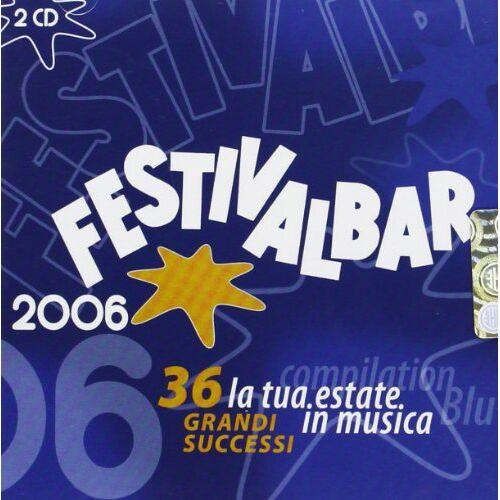 Various - Festivalbar 2006 - Preis vom 04.10.2020 04:46:22 h