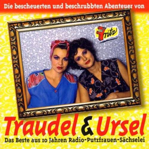 Traudel & Ursel - Die Bescheuerten und Beschrupp - Preis vom 20.10.2020 04:55:35 h