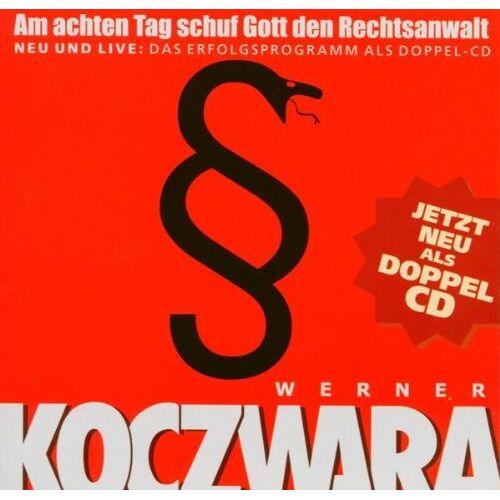 Werner Koczwara - Am 8.Tag Schuf Gott Den Rechtsanwalt - Preis vom 21.04.2021 04:48:01 h