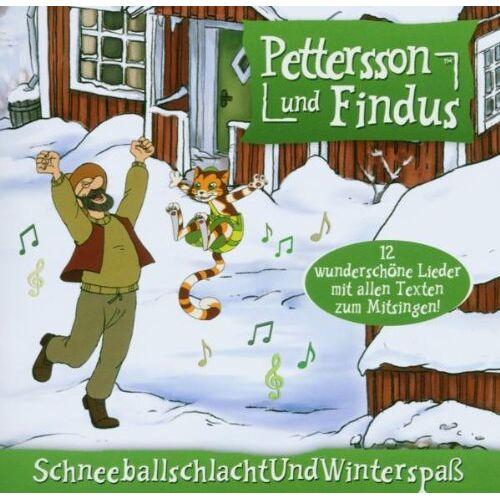 Pettersson und Findus - Schneeballschlacht und Winterspaß - Preis vom 21.04.2021 04:48:01 h