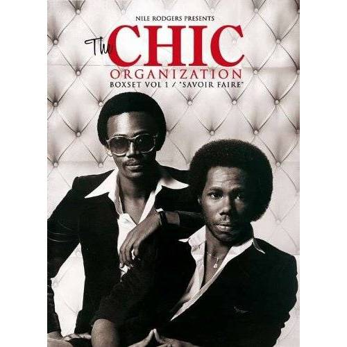 The Chic Organization - Nile Rodgers Presents: The Chic Organization Boxset Vol. 1 Savoir faire - Preis vom 26.03.2020 05:53:05 h