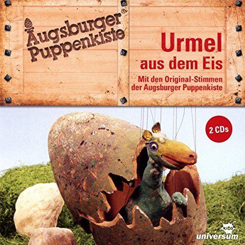 Augsburger Puppenkiste - Augsburger Puppenkiste: Urmel aus dem Eis-Hörspi - Preis vom 20.10.2020 04:55:35 h