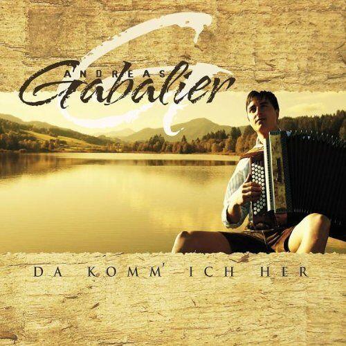 Andreas Gabalier - Da komm' ich her - Preis vom 15.04.2021 04:51:42 h