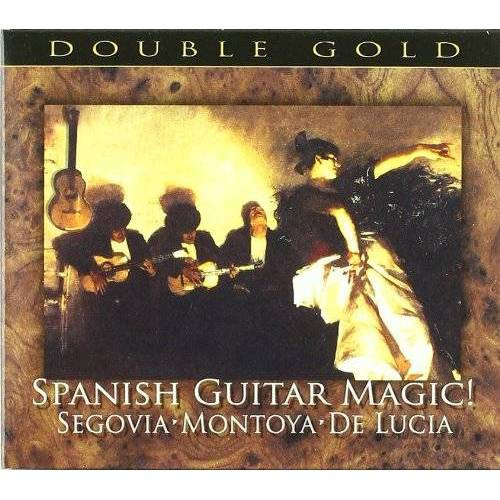 Segovia - Spanish Guitar Magic! Segovia - Montoya - De Lucia - Preis vom 23.02.2021 06:05:19 h