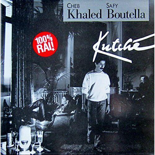 Cheb Khaled - Kutche [Vinyl LP] [Schallplatte] - Preis vom 20.10.2020 04:55:35 h