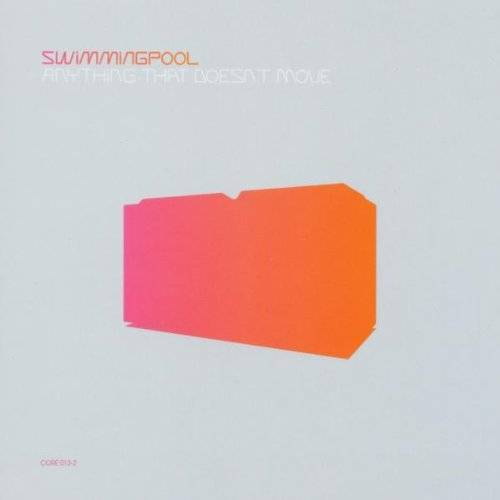 Swimmingpool - Anything That Doesn'T Move CD - Preis vom 02.06.2020 05:03:09 h