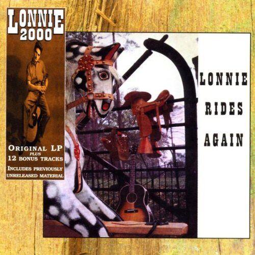 Lonnie Donegan - Lonnie Rides Again...Plus - Preis vom 08.05.2021 04:52:27 h