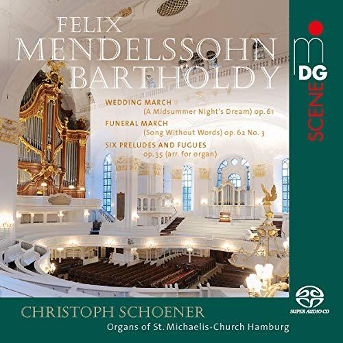 Christoph Schoener - Orgelwerke/Hochzeitsmarsch/+ - Preis vom 12.04.2021 04:50:28 h
