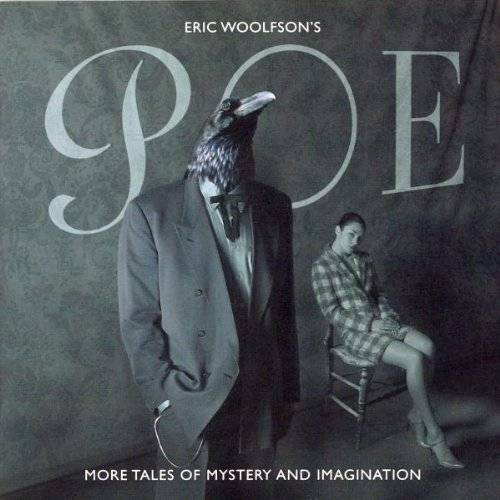 Woolfson, Eric'S Poe - Poe: More Tales Of Mystery And Imagination - Preis vom 14.04.2021 04:53:30 h