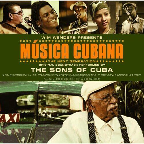 Musica Cubana - Musica Cubana / The Sons Of Cuba - Preis vom 20.10.2020 04:55:35 h