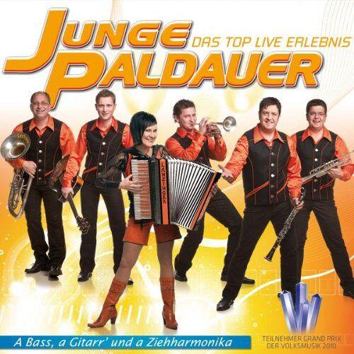 die Jungen Paldauer - A Bass,a Gitarr' und a Ziehharmonika - Preis vom 26.01.2020 05:58:29 h