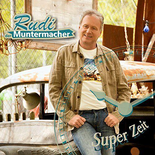 Rudi der Muntermacher - Super Zeit - Preis vom 21.01.2021 06:07:38 h