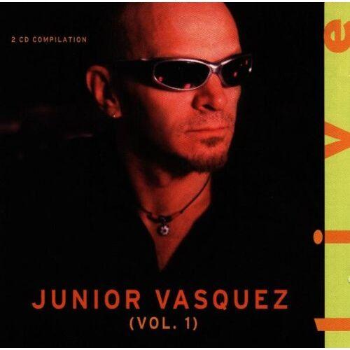 Junior Vasquez - Live 1 - Preis vom 21.10.2020 04:49:09 h
