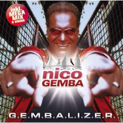 Nico Gemba - G.E.M.B.A.L.I.Z.E.R. - Preis vom 15.04.2021 04:51:42 h