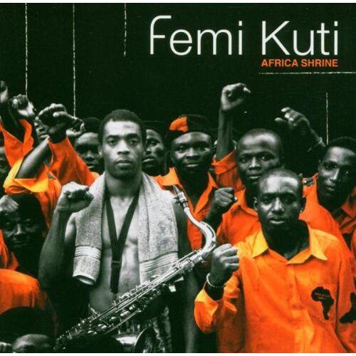 Femi Kuti - Africa Shrine - Preis vom 23.01.2020 06:02:57 h