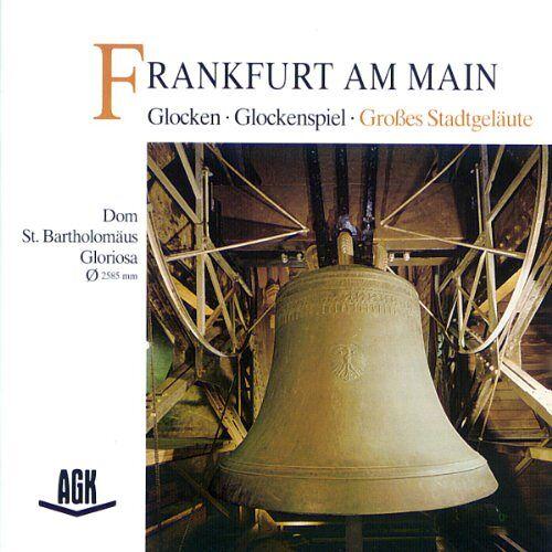 Frankfurt am Main - Glocken,Glockenspiel - Preis vom 20.10.2020 04:55:35 h