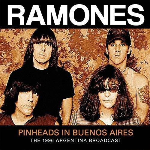 Ramones - Pinheads in Bueons Aires - Preis vom 08.05.2021 04:52:27 h
