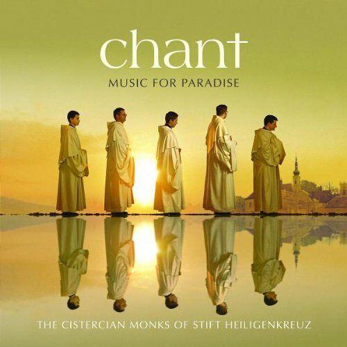 Die Zisterzienser Mönche vom Stift Heiligenkreuz - Chant-Music for Paradise - Preis vom 14.04.2021 04:53:30 h