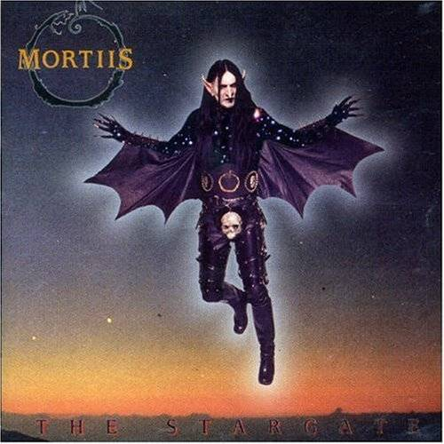 Mortiis - The Stargate - Preis vom 14.04.2021 04:53:30 h