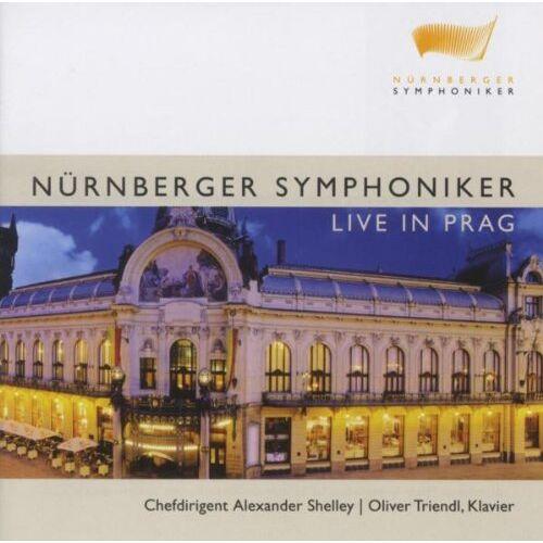 Nuernberger Symphoniker - Live in Prag - Preis vom 20.10.2020 04:55:35 h