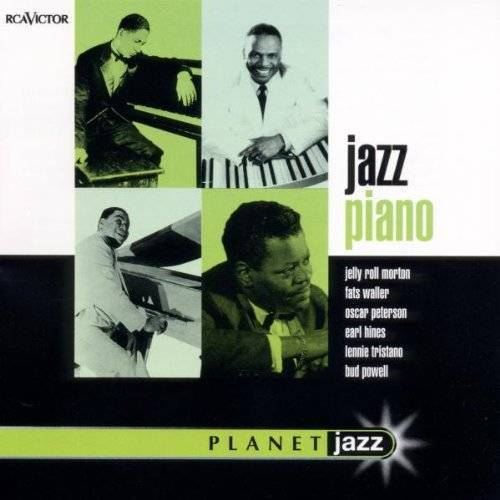 Planet Jazz - Jazz Piano - Preis vom 20.10.2020 04:55:35 h