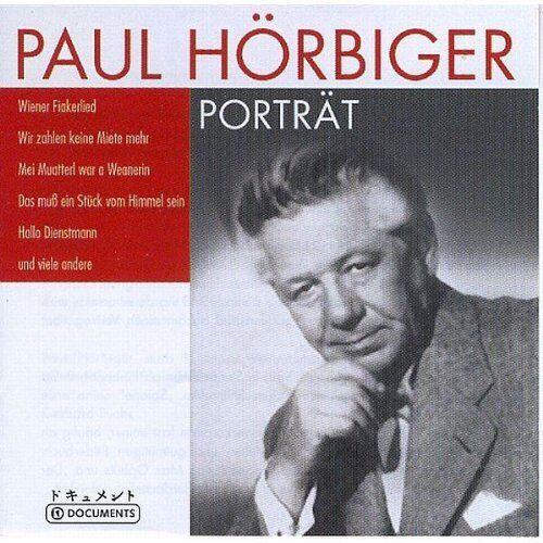Paul Hörbiger - Porträt - Preis vom 20.10.2020 04:55:35 h