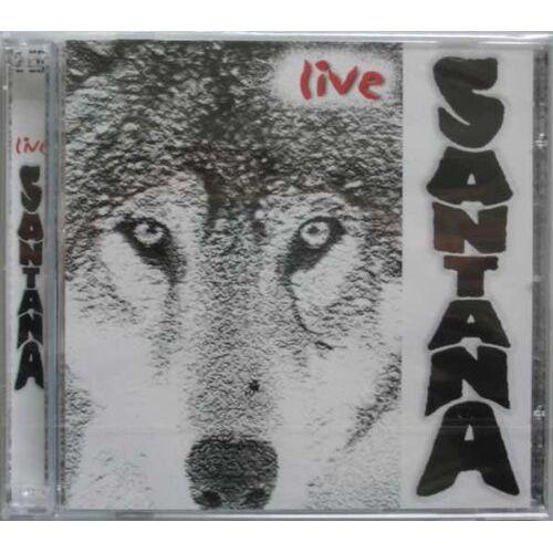 Santana - Live -Santana - Preis vom 20.10.2020 04:55:35 h