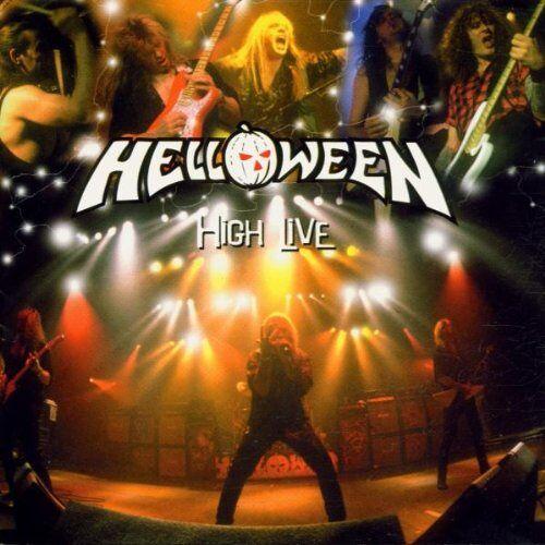 Helloween - High Live - Preis vom 20.10.2020 04:55:35 h