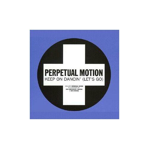 Perpetual Motion - Keep on Dancin (Let'S Go) - Preis vom 05.05.2021 04:54:13 h