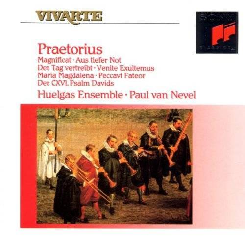 Paul van Nevel - Motetten - Preis vom 05.03.2021 05:56:49 h