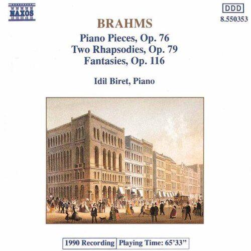 Idil Biret - Brahms Klavier Werke Biret - Preis vom 22.02.2021 05:57:04 h