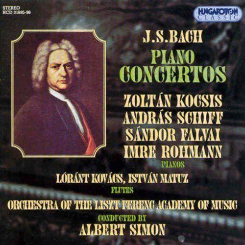 Schiff - Klavierkonzerte - Preis vom 05.05.2021 04:54:13 h