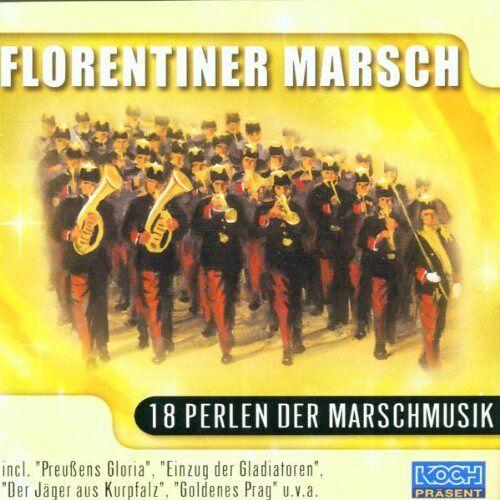 Various - Florentiner Marsch - Preis vom 14.04.2021 04:53:30 h
