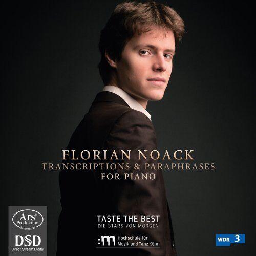 Florian Noack - Transkriptionen und Paraphrasen - Preis vom 20.10.2020 04:55:35 h