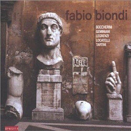 F. Biondi - Fabio Biondi - Preis vom 20.01.2021 06:06:08 h