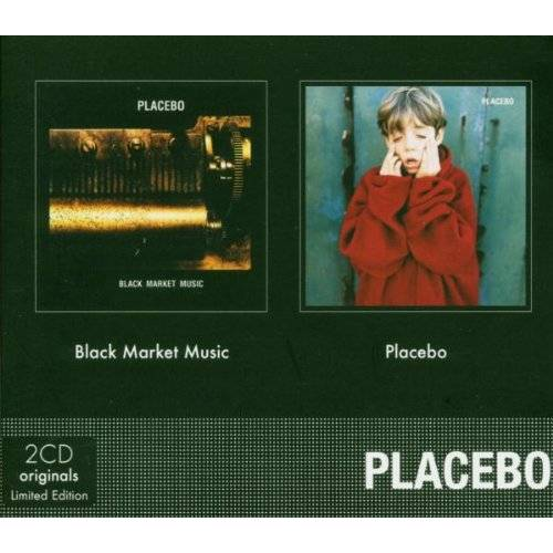 Placebo - Black Market Music/Placebo Ltd - Preis vom 18.04.2021 04:52:10 h