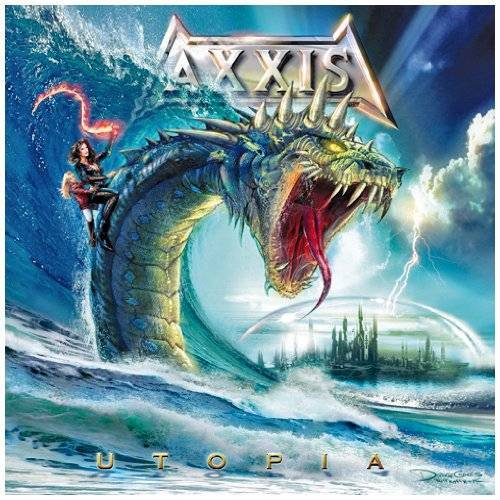 Axxis - Utopia - Preis vom 07.05.2021 04:52:30 h