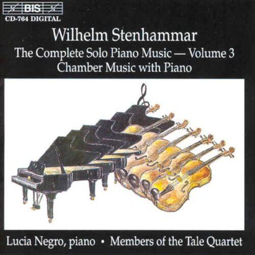 Lucia Negro - Klavierwerke Vol. 3 (Kammermusik mit Klavier) - Preis vom 21.10.2020 04:49:09 h
