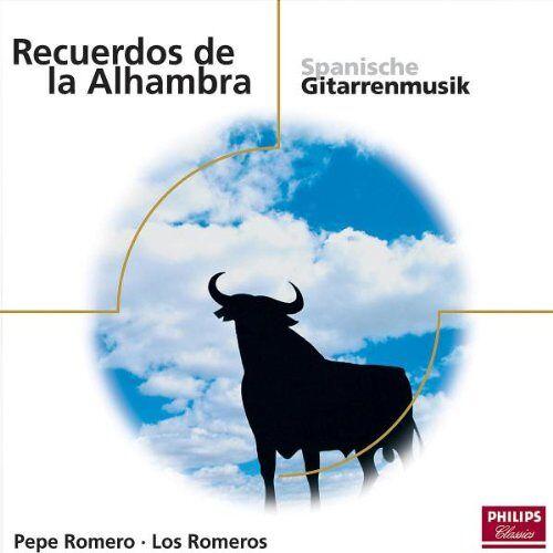 Pepe Romero - Spanische Gitarrenmusik (Eloquence) - Preis vom 20.10.2020 04:55:35 h