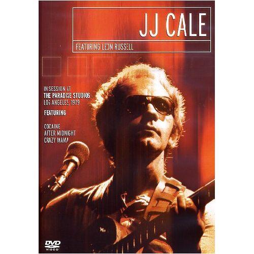 Robert Garofalo - J.J. Cale - Live in Session (NTSC) - Preis vom 14.04.2021 04:53:30 h
