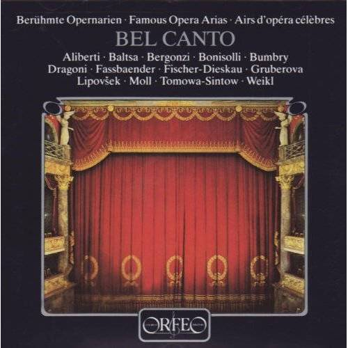 Lucia Aliberti - Bel canto - Preis vom 20.10.2020 04:55:35 h