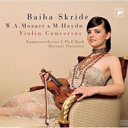Baiba Skride - Mozart/Haydn:Violin Concertos - Preis vom 22.10.2020 04:52:23 h