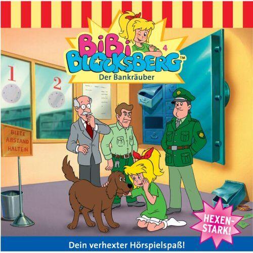 Bibi Blocksberg - Der Bankräuber - Preis vom 16.04.2021 04:54:32 h