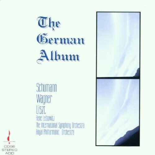 Rene Leibowitz - The German Album - Preis vom 14.01.2021 05:56:14 h