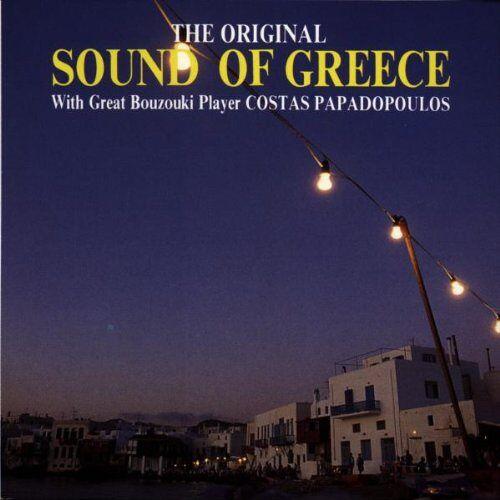 Costas Papadopoulos - The Original Sound of Greece - Preis vom 05.05.2021 04:54:13 h