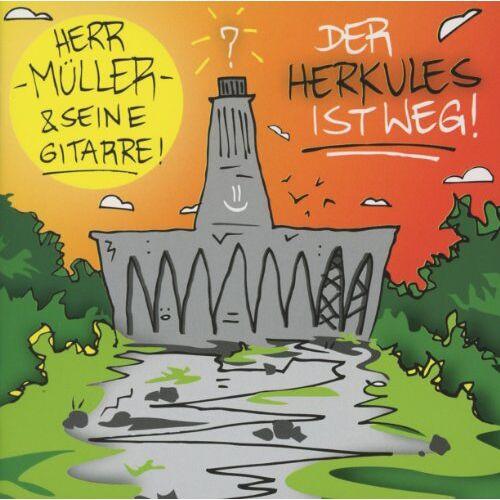 Herr Müller & Seine Gitarre - Der Herkules Ist Weg! - Preis vom 20.10.2020 04:55:35 h