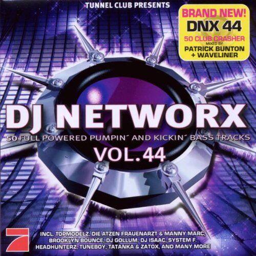 Various - DJ Networx Vol.44 - Preis vom 16.05.2021 04:43:40 h