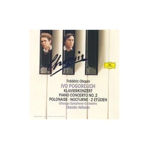 Frederic Chopin - Conc.Piano N.2 Op.21 -Abbado- - Preis vom 07.05.2021 04:52:30 h