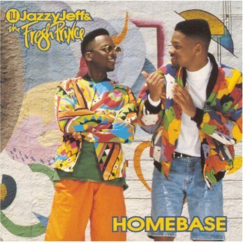 DJ Jazzy Jeff & Fresh Prince - Homebase - Preis vom 20.10.2020 04:55:35 h